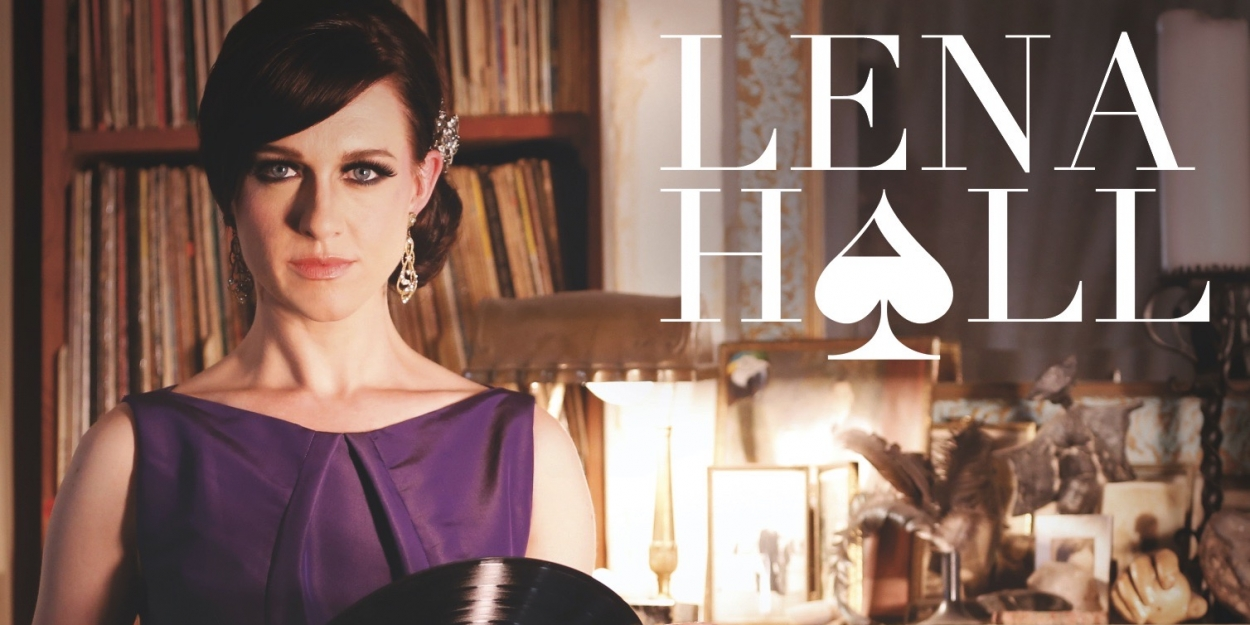 Exclusive: Watch As Lena Hall Hosts A Listening Party For Her New Album THE VILLA SATORI 4/9 at 7PM!