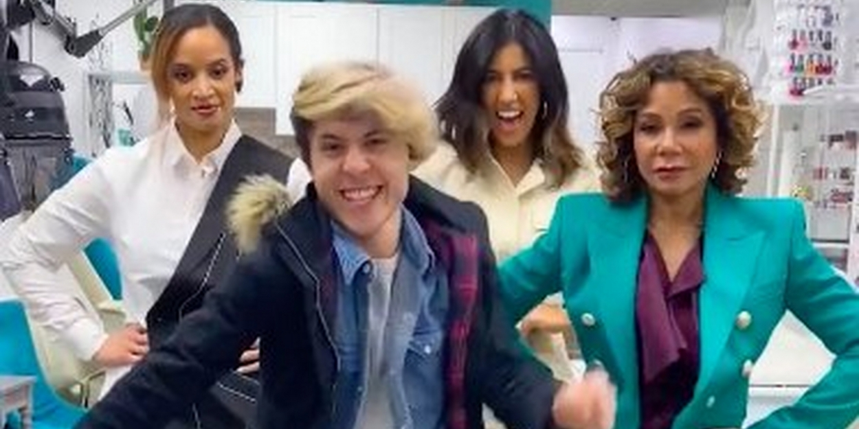 VIDEO: IN THE HEIGHTS' Stephanie Beatriz, Daphne Rubin-Vega, and Dascha Polanco Bring The Salon Ladies To TikTok