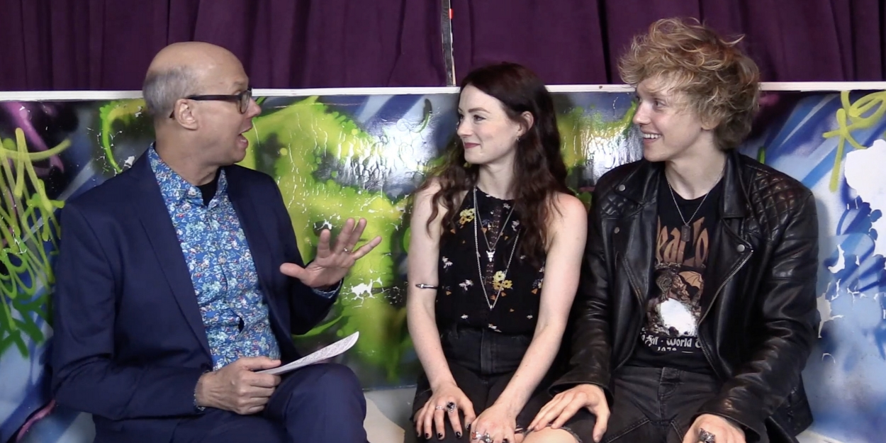 BWW TV Exclusive: Watch Andrew Polec & Christina Bennington Talk BAT OUT OF HELL and Sing Steinman!