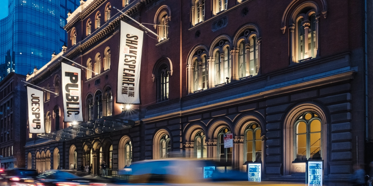 www.broadwayworld.com: The Public Theater Announces 2021-22 Season Featuring World Premieres of THE VISITOR, CULLUD WATTAH and More
