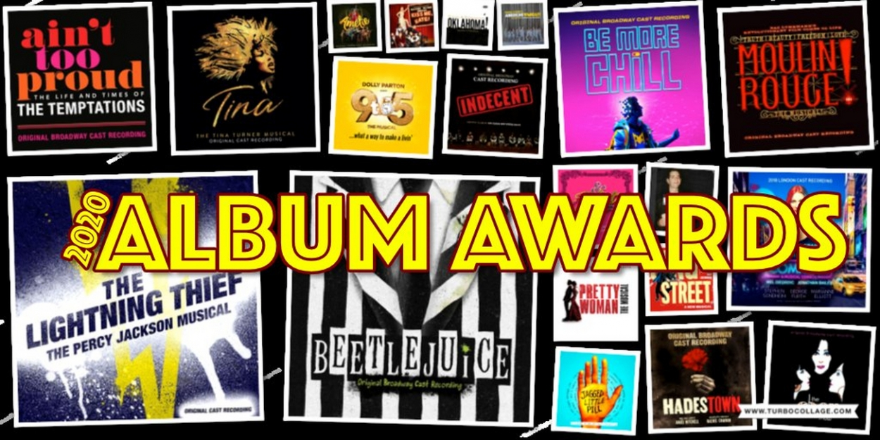 Winners Announced For The 2020 BroadwayWorld Album Awards; BEETLEJUICE Wins Best New Broadway Cast Recording!