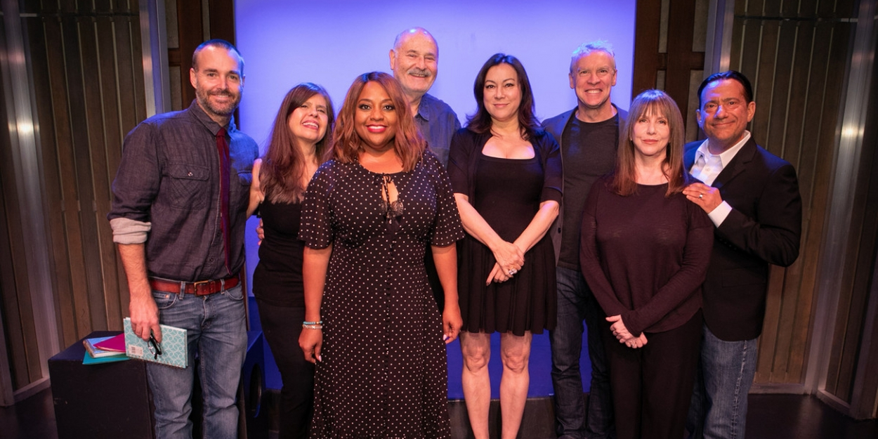 Photo Flash: Christopher Meloni, Tate Donovan and More in CELEBRITY AUTOBIOGRAPHY At Groundlings Theatre