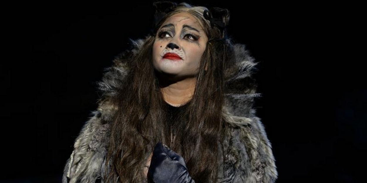 BWW Interview Joanna Ampil Talks CATS, Grizabella Makeup