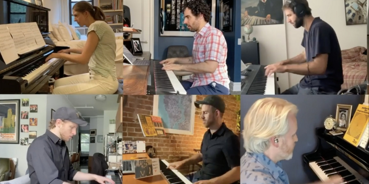 VIDEO: HAMILTON Musicians Perform 'Stars and Stripes Forever'