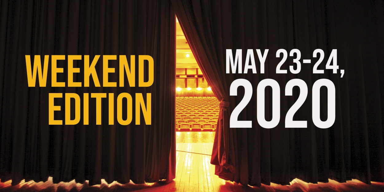 Virtual Theatre This Weekend: May 23-24- with Kelli O'Hara, Chita Rivera and More!