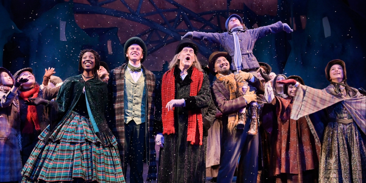 Act Ushers In The Holidays With A Christmas Carol