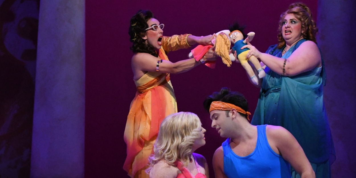 BWW Review: Arizona Broadway Theatre Goes To Camp-y With