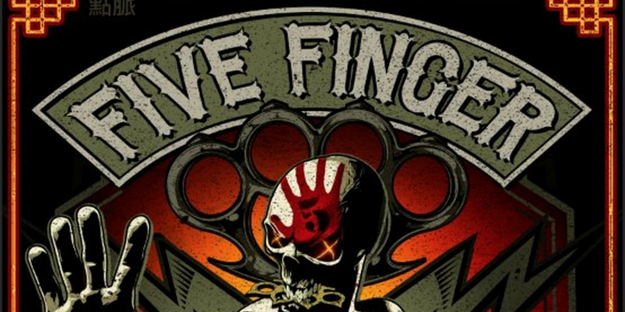 Five Finger Death Punch Announce Fall 2019 U S  Arena Headlining Tour