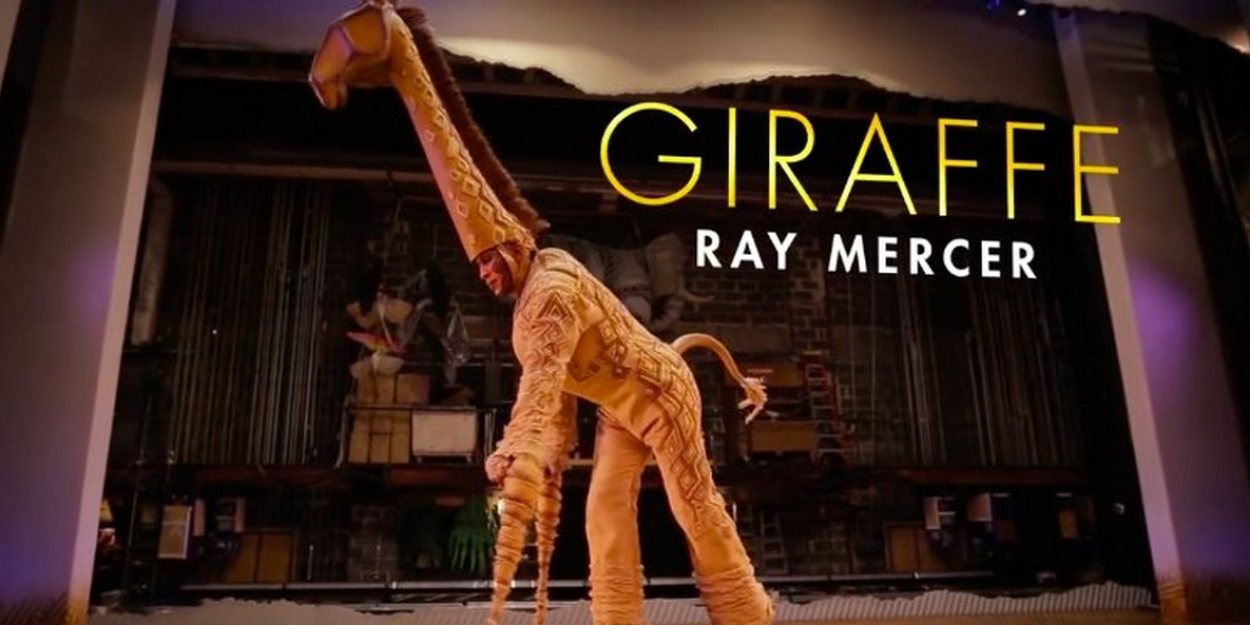 VIDEO: See How THE LION KING's Giraffe Is Brought To Life
