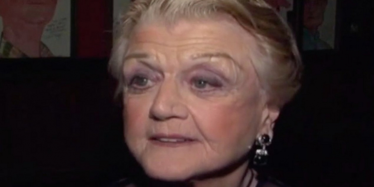 BWW Flashback: Celebrate Angela Lansbury's Birthday With a Look Back at BLITHE SPIRIT's Opening!