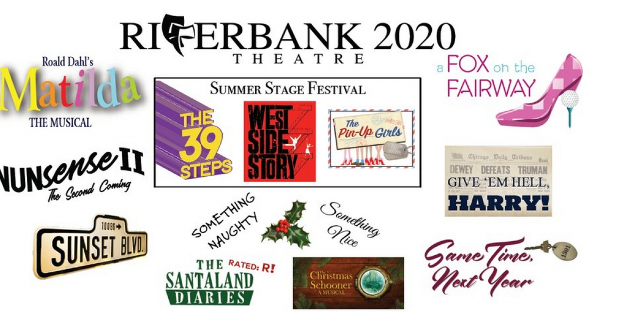 The Christmas Schooner 2020 Riverbank Theatre Announces 2020 Season