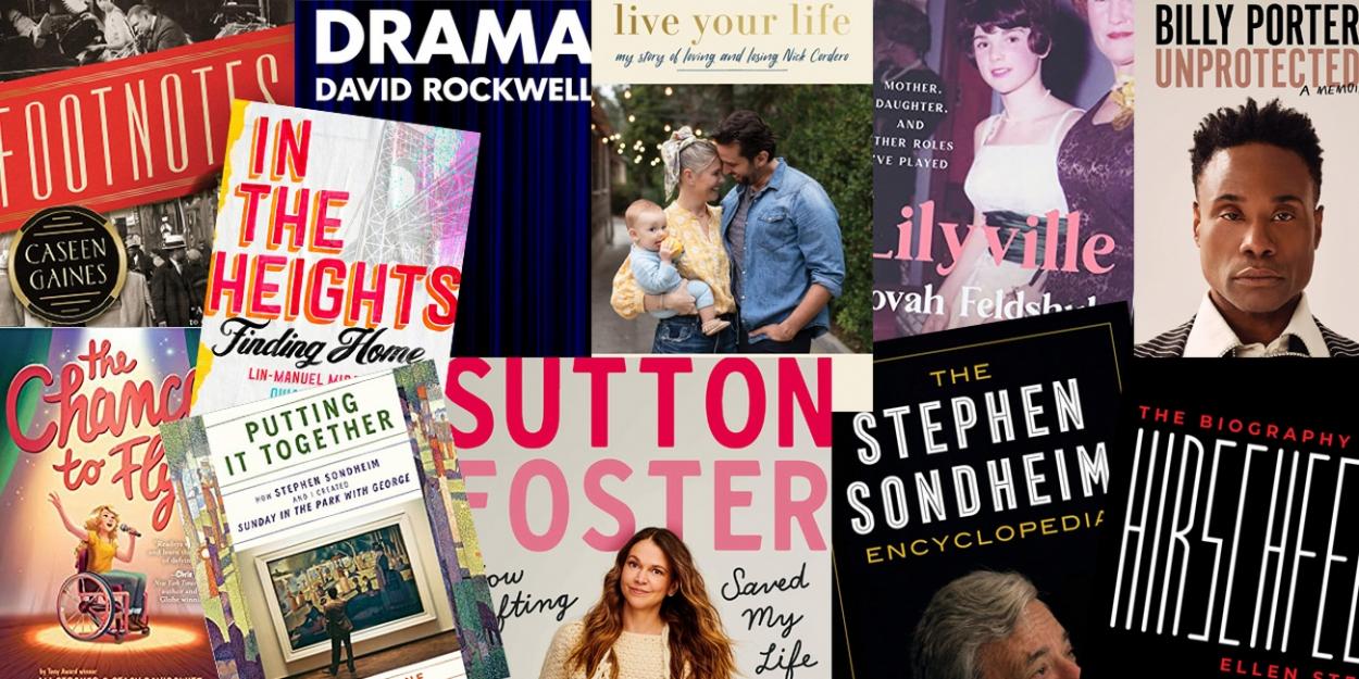 www.broadwayworld.com: 30 Theatre Books for Your Summer Reading List