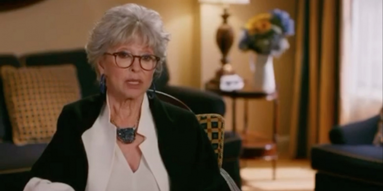 BWW Exclusive: Rita Moreno Champions the Women's Movement in New Documentary STILL WORKING 9 TO 5