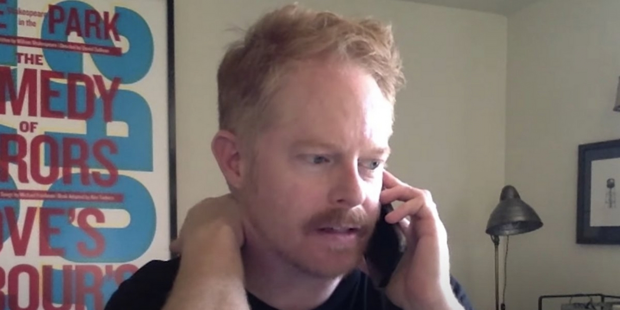 VIDEO: Jesse Tyler Ferguson Calls the Stars of The Public's WE ARE ONE PUBLIC