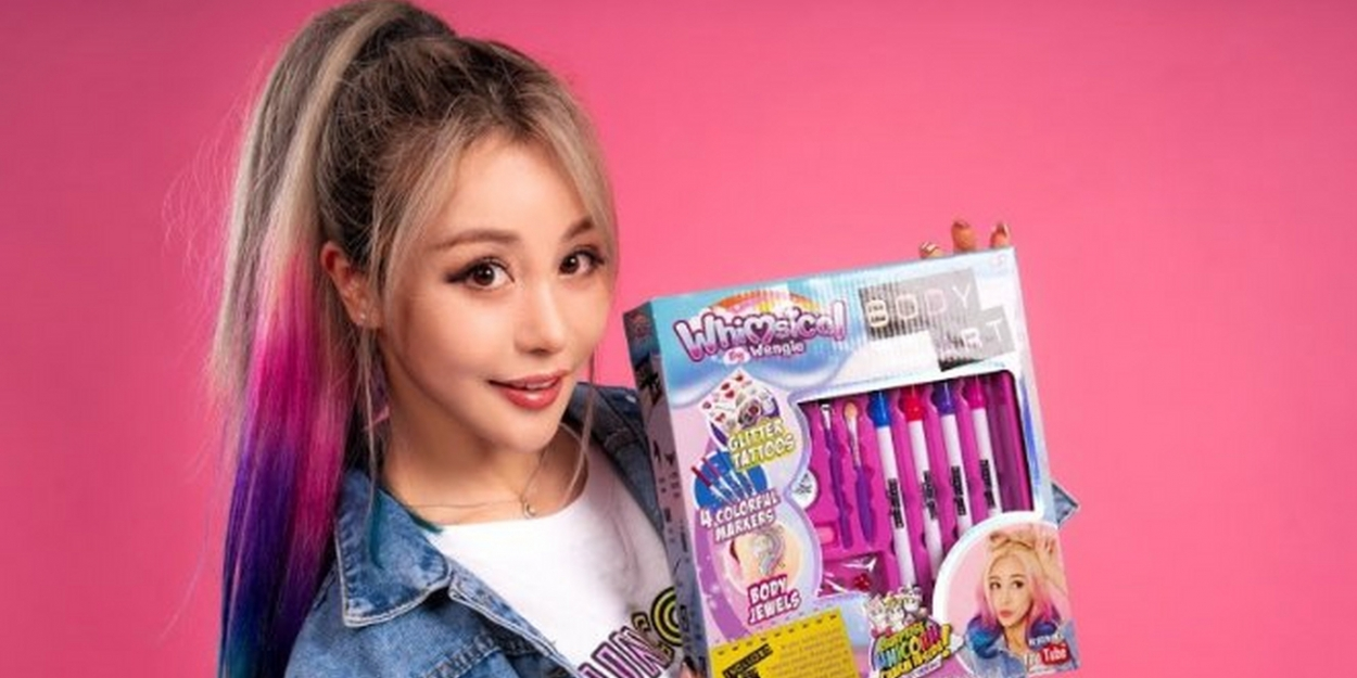 youtuber wengie reveals first