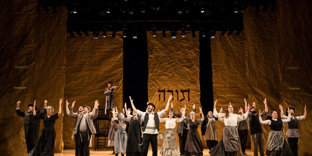 Tickets On Sale This Week For FIDDLER ON THE ROOF in Sydney - Broadway World
