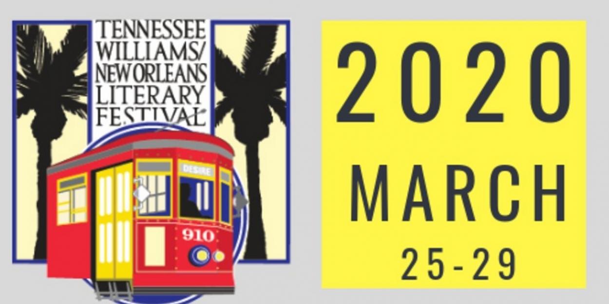 Italian Festival Dayton Ohio 2020 The Tennessee Williams & New Orleans Literary Festival Announces