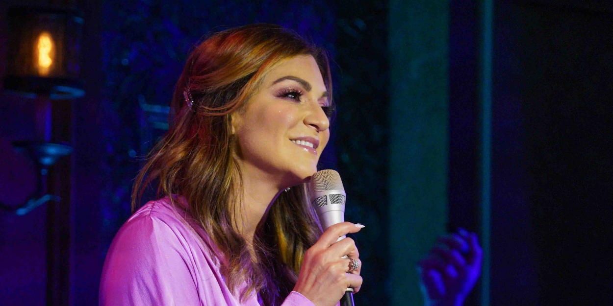 Photo Flash: Shoshana Bean Continues Residency at Feinstein's/54 Below