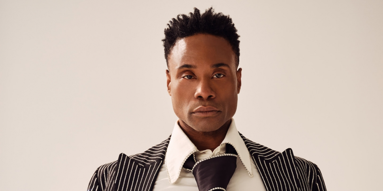 BILLY PORTER to Narrate HBO Max Docuseries EQUAL