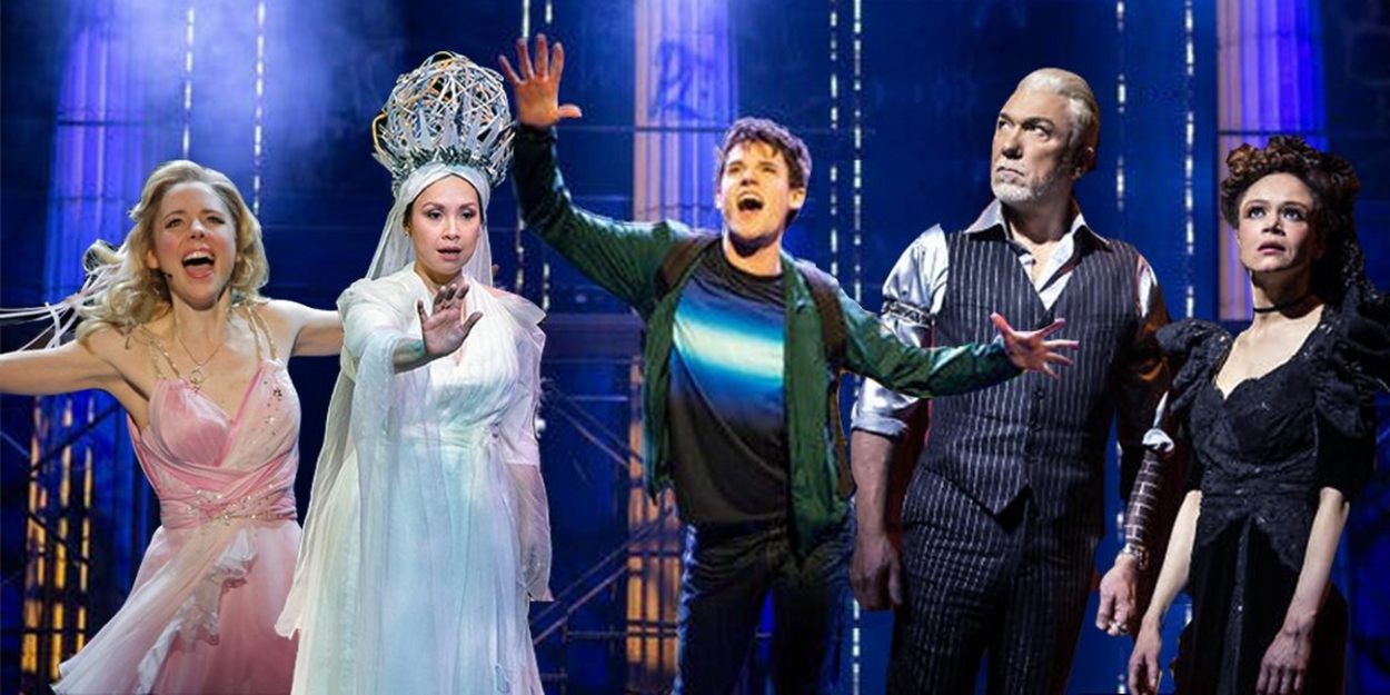 Quiz: Which Broadway Show About Gods Are You?