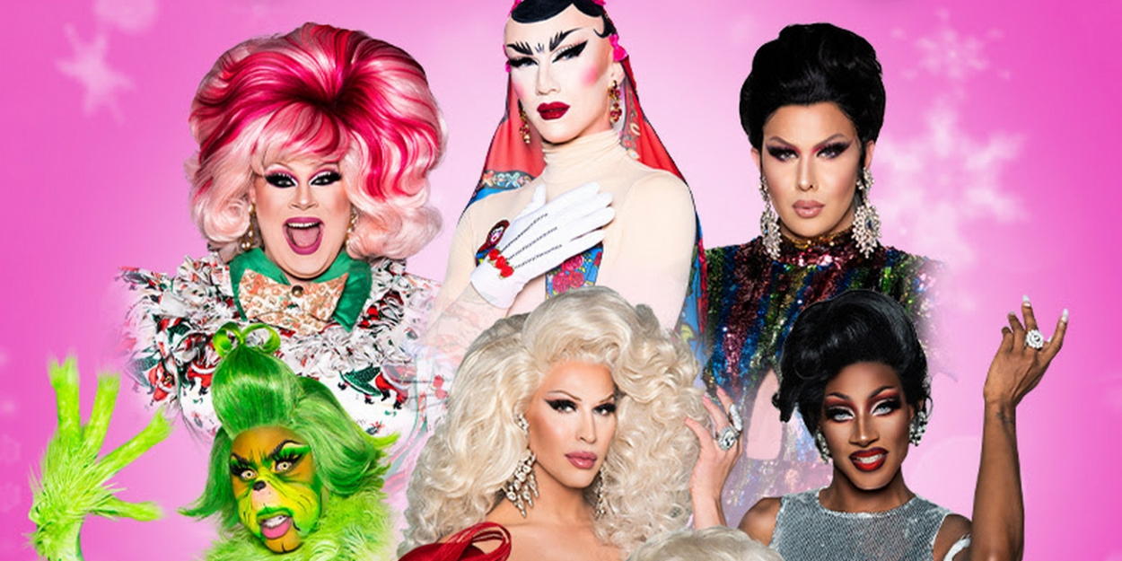 A Drag Queen Christmas 2021 Cast Rupaul S Drag Race Stars Announce New Virtual Holiday Show Drag Queen Christmas 2020