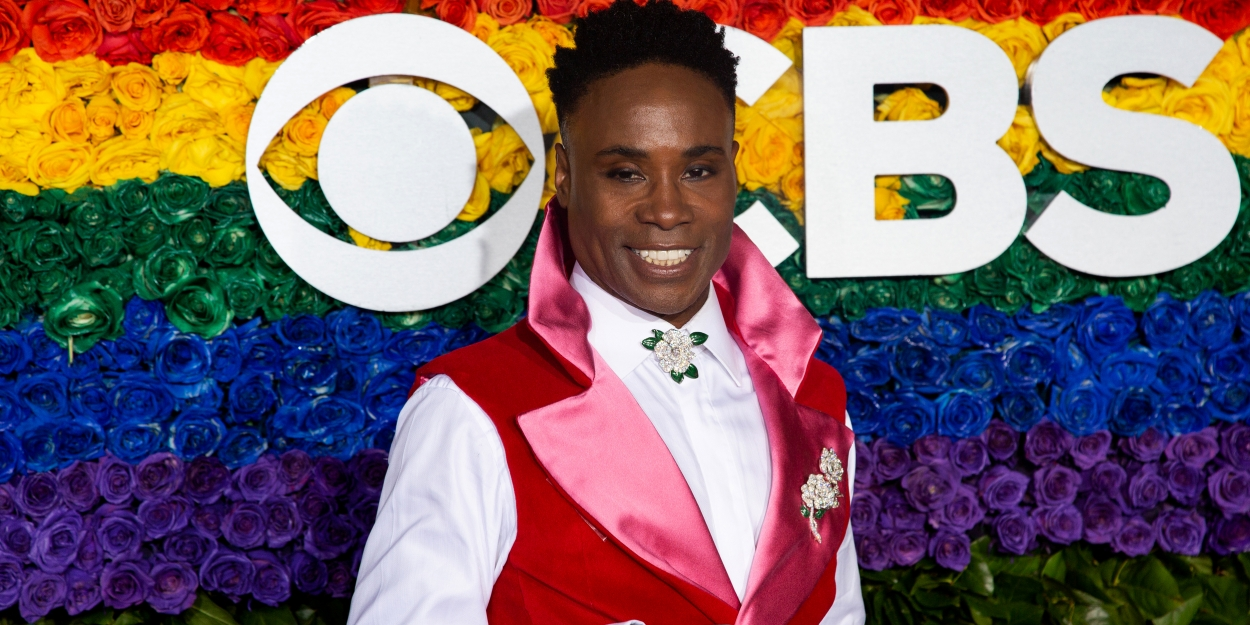 Billy Porter to Present at the 2019 EMMYS