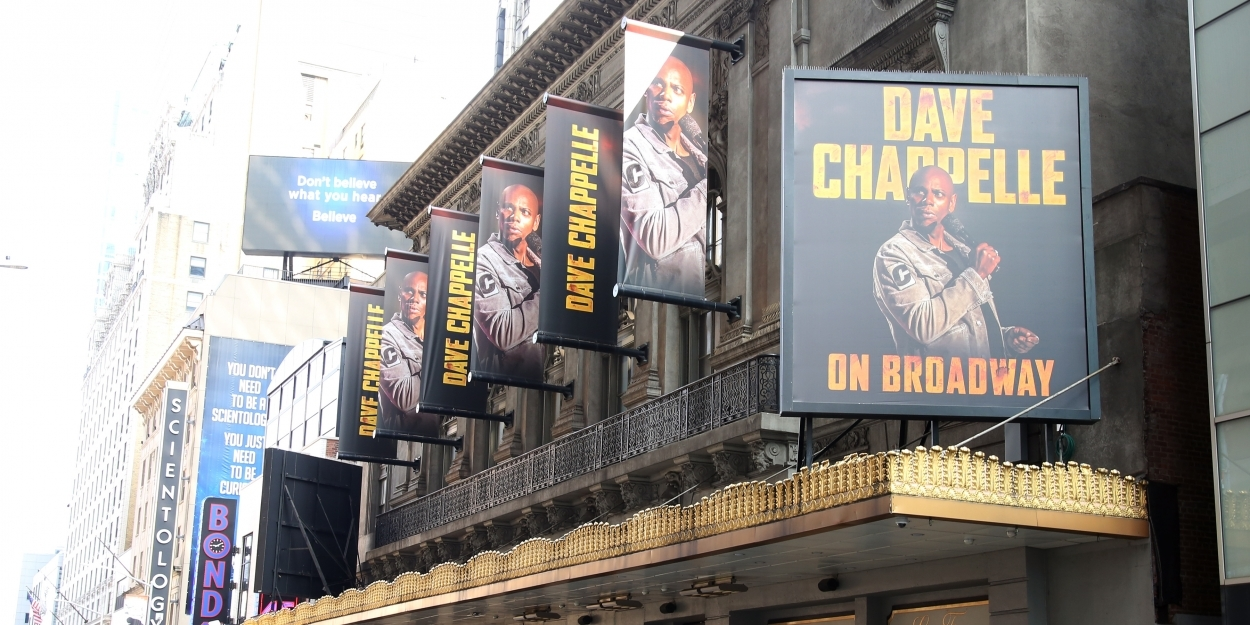 Dave Chappelle Does Last Minute Show at Gramercy Following Blackout; Reschedules Broadway Performance