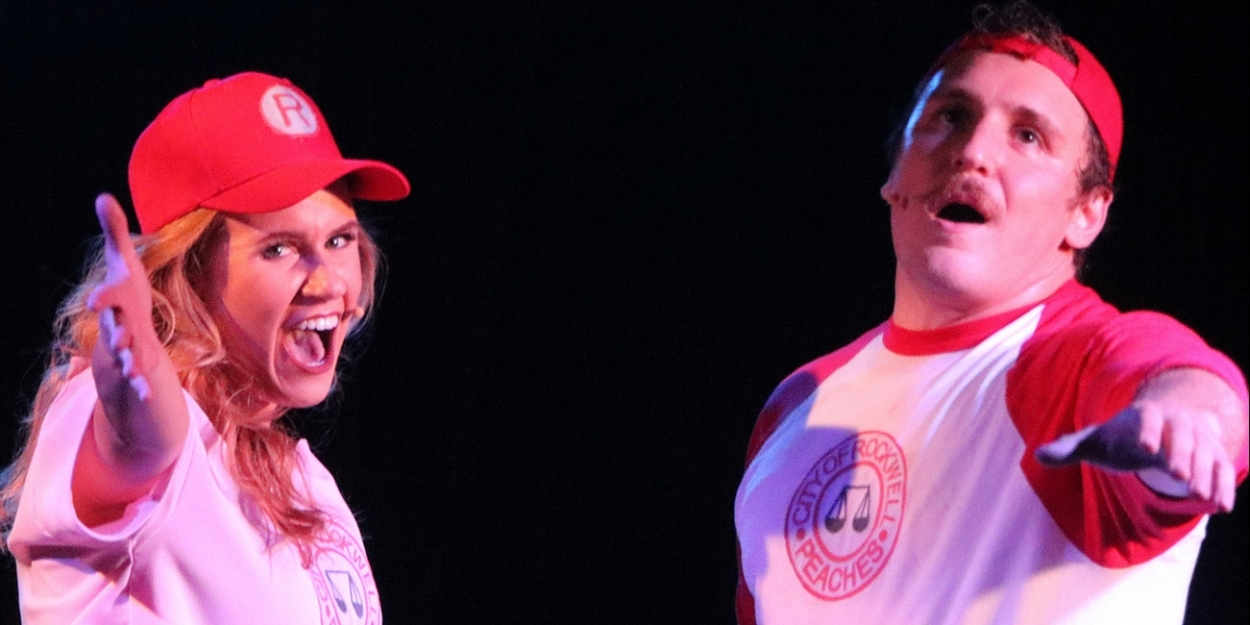 BWW Review: UMPO Hits It Out Of The Park With A LEAGUE OF