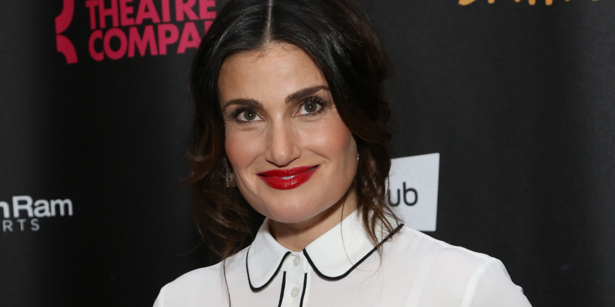 Idina Menzel Adds Holiday Concert Performances in New Jersey and Connecticut