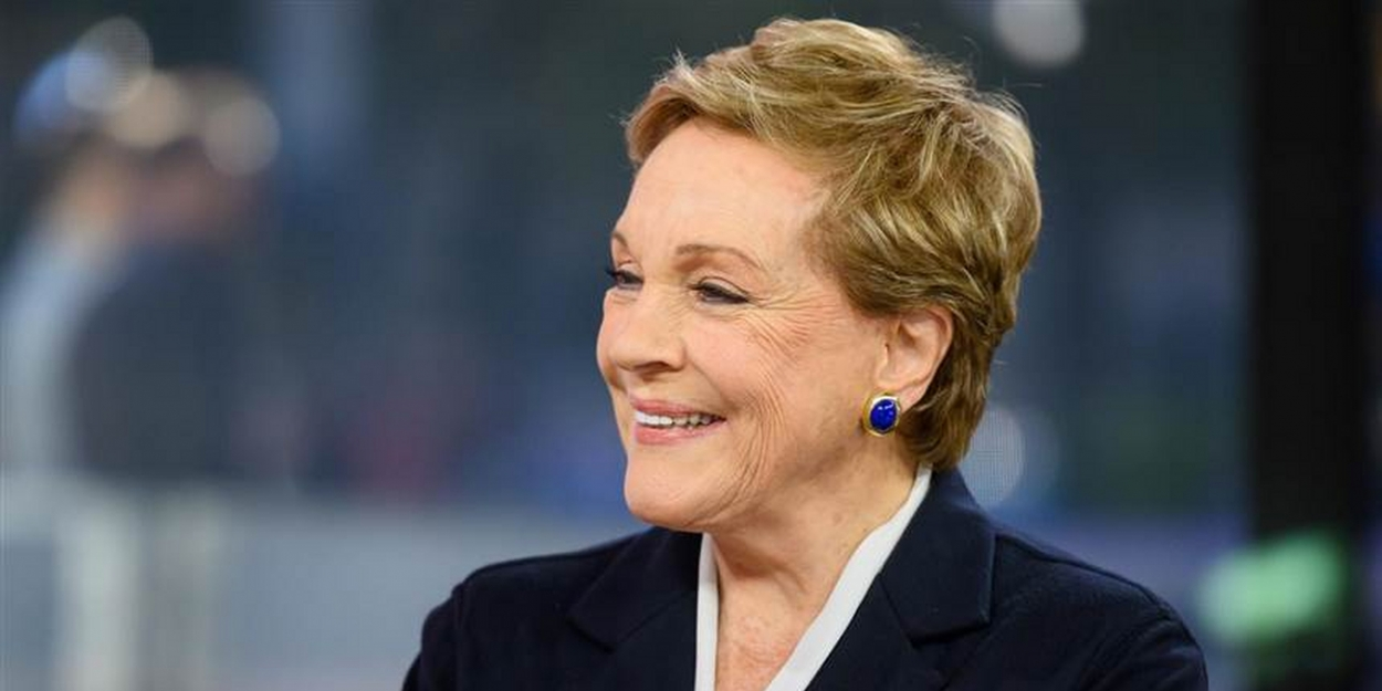 VIDEO: Julie Andrews Reflects on Her Legendary Career on TODAY