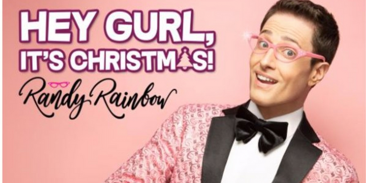 Randy Rainbow's Album 'Hey Gurl, It's Christmas!' Debuts at #1 on Billboard Comedy Album Chart