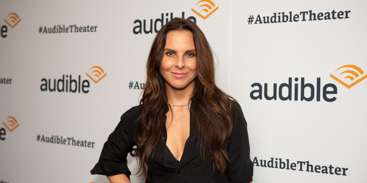 Photo Coverage: Go Inside Opening Night of THE WAY SHE SPOKE At The Audible Theater!