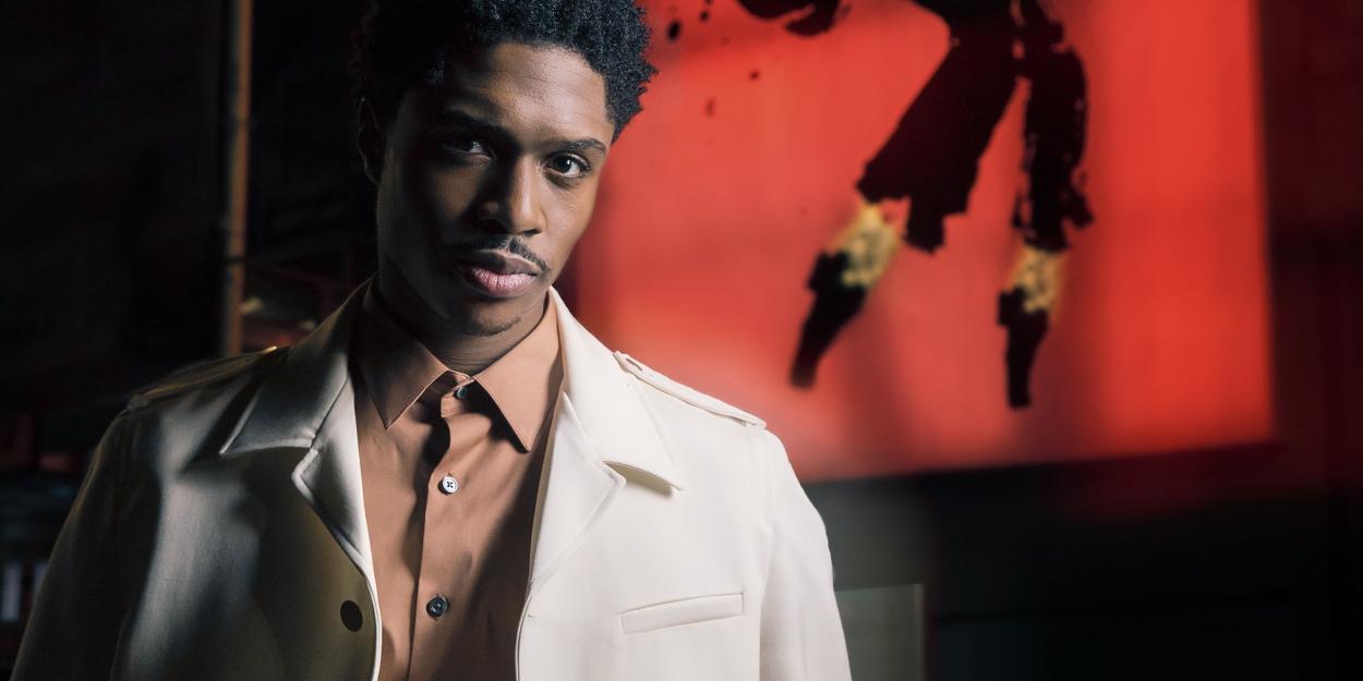 BREAKING: Ephraim Sykes Will Play Michael Jackson in MJ on Broadway