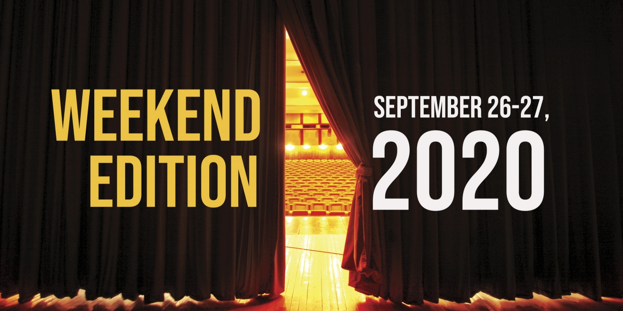 Virtual Theatre This Weekend: September 26-27- with Debbie Allen, Vanessa Williams and More!