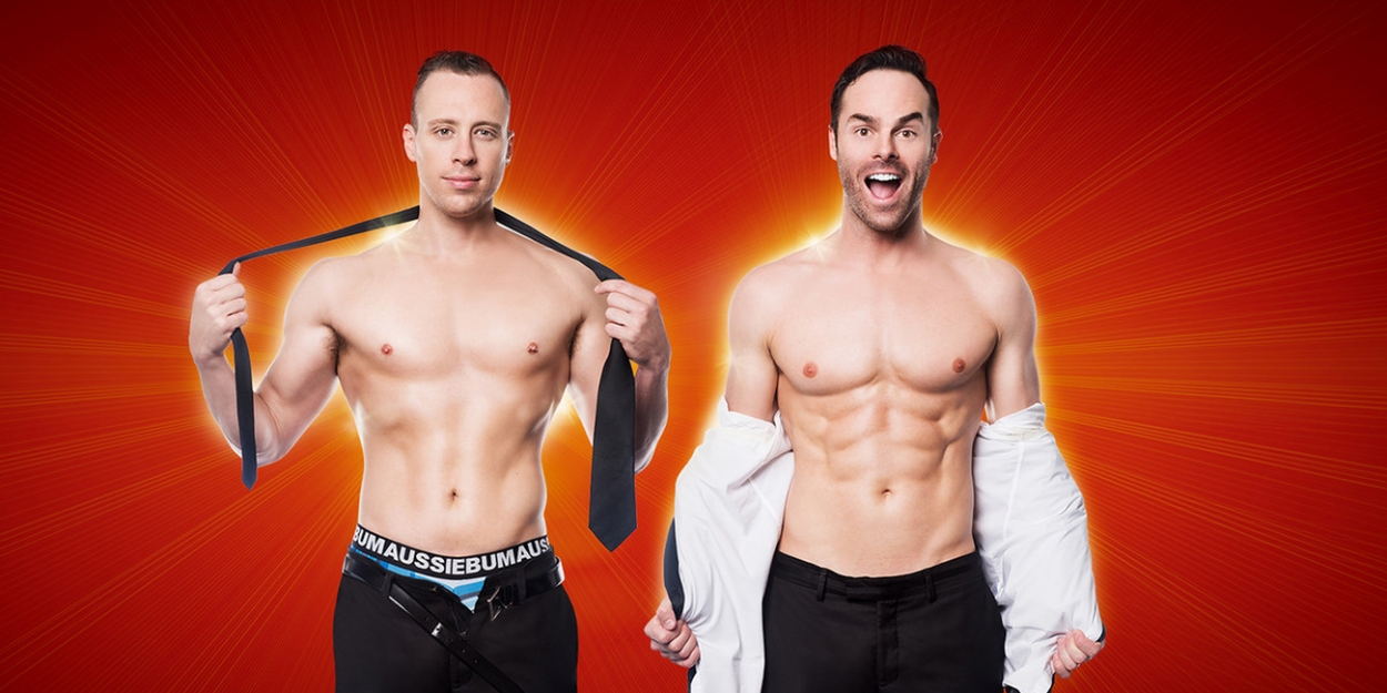The Naked Magicians - Des Moines Performing Arts