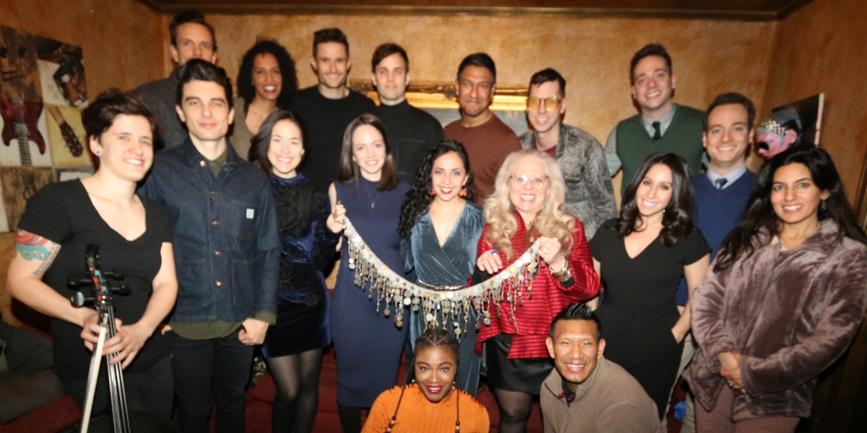 Photo Flash: Inside the 9th Annual ARTISTS FOR WORLD PEACE ON BROADWAY