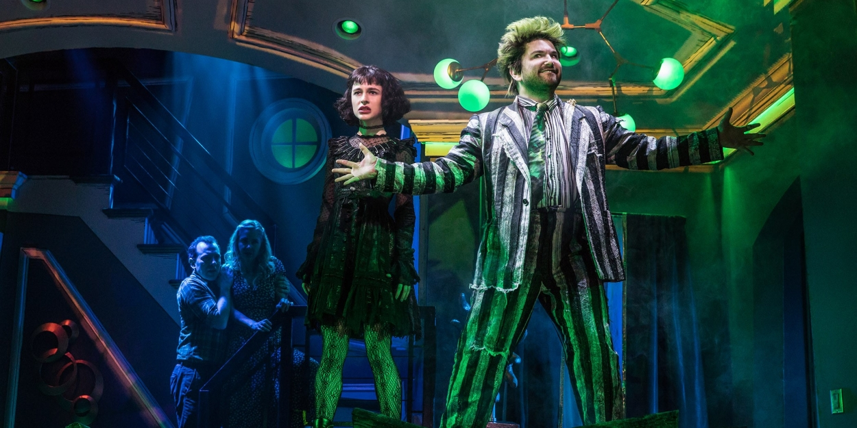 VIDEO: Watch 'Fanimations' Of BEETLEJUICE on Broadway