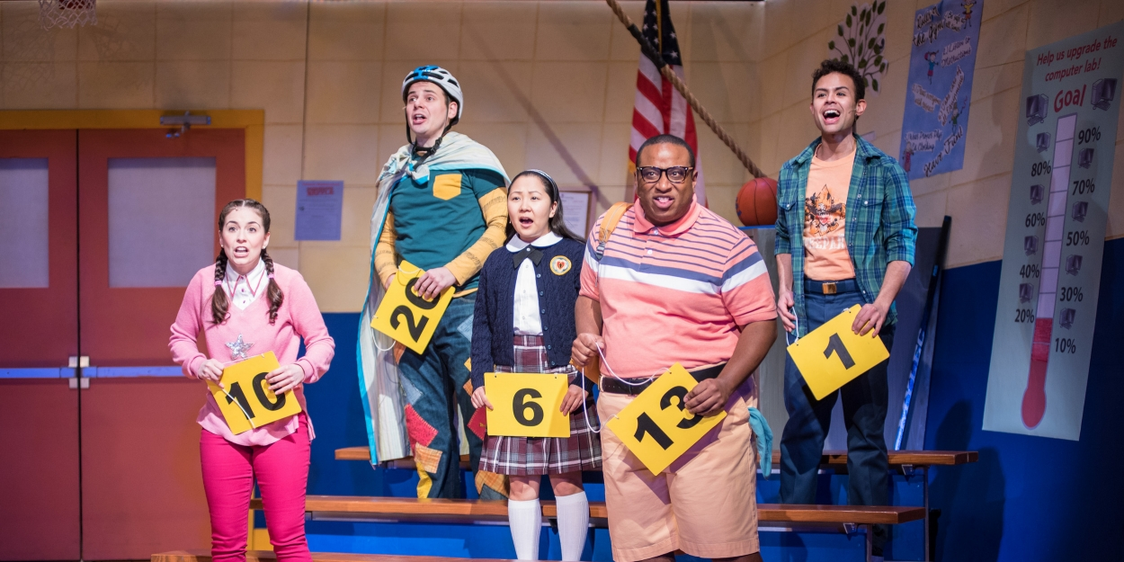 Bww Review Sunny Funny 25th Annual Putnam County Spelling Bee At Skylight Music Theatre