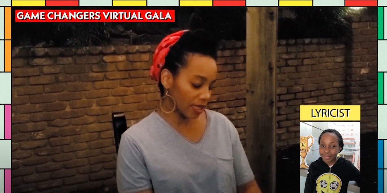 VIDEO: Anika Noni Rose Sings 'I Want a Friend' For the 2020 Game Changers Virtual Gala
