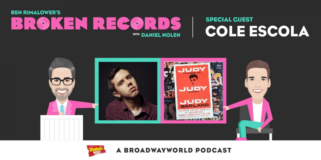 BWW Exclusive: Ben Rimalower's Broken Records with Special Guest, Cole Escola!