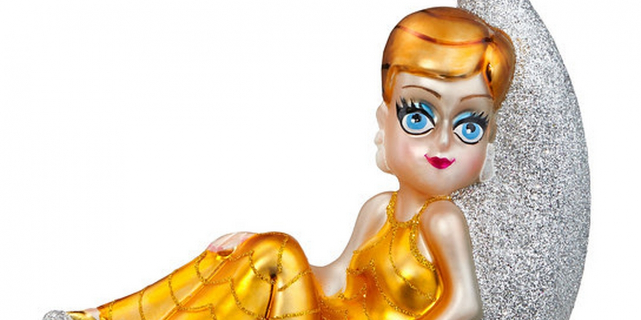 BC/EFA Re-Releases Angela Lansbury Broadway Legends Holiday Ornament