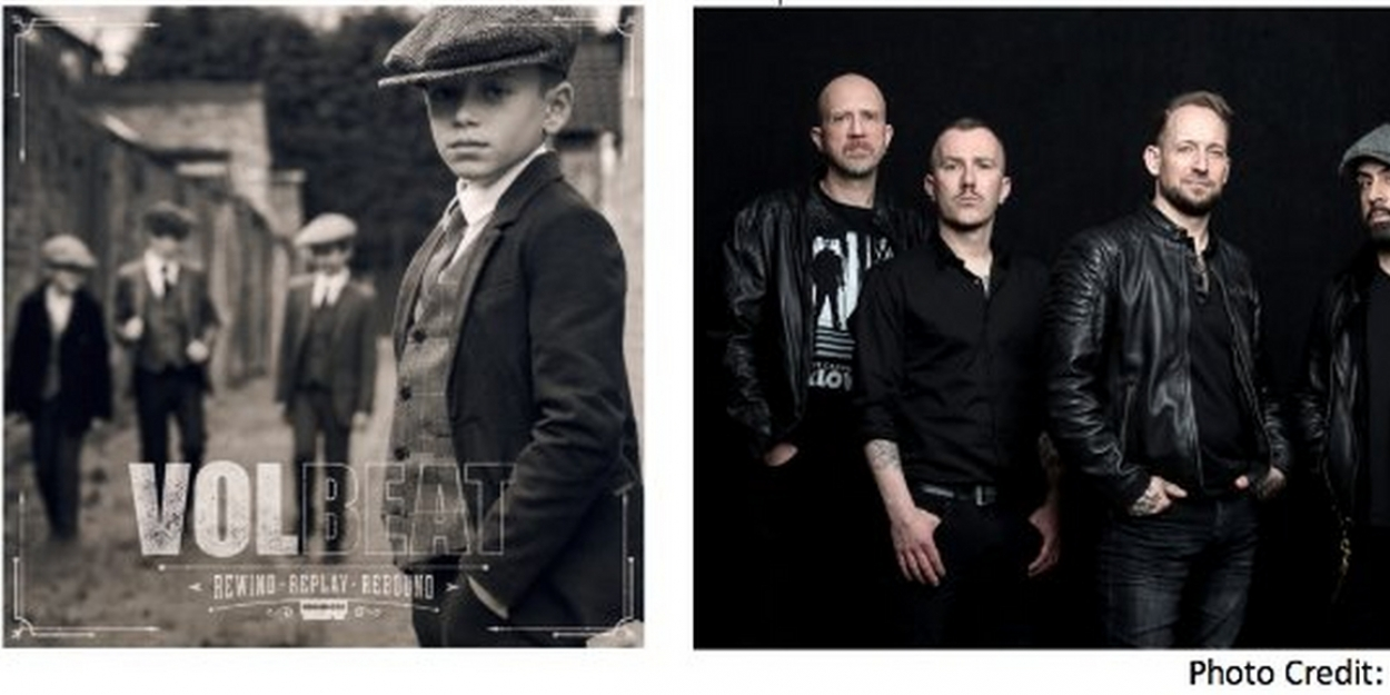 Volbeat Debut Music Video For New Song CHEAPSIDE SLOGGERS