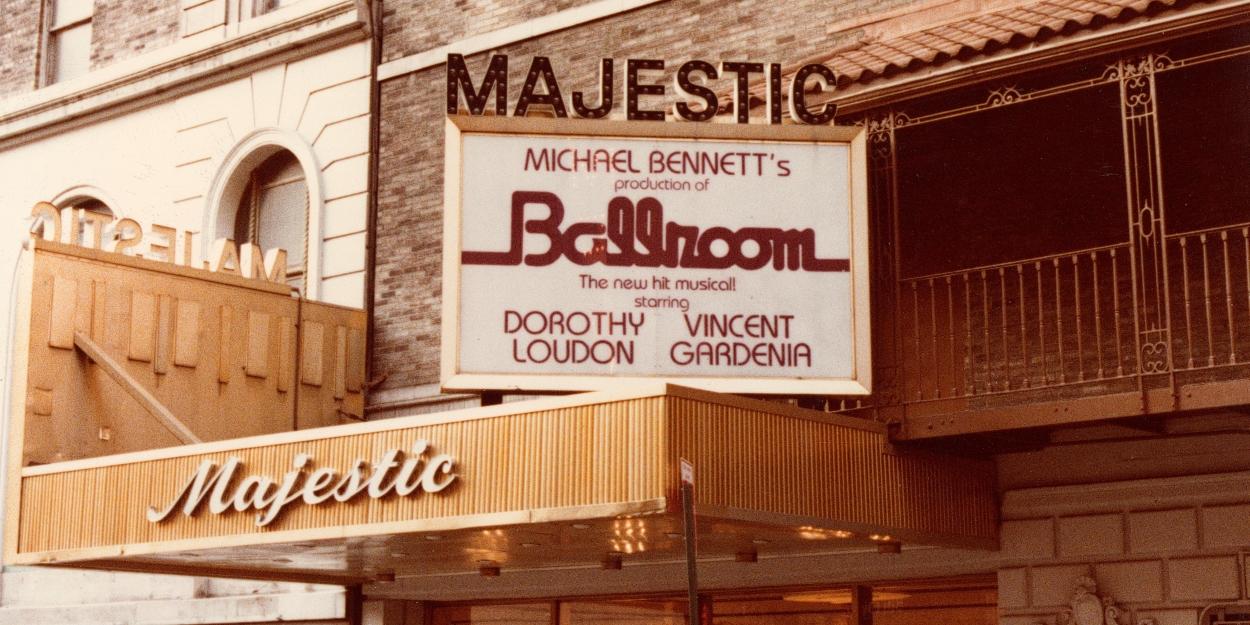 Up On The Marquee Flashback: Michael Bennett's BALLROOM 1979