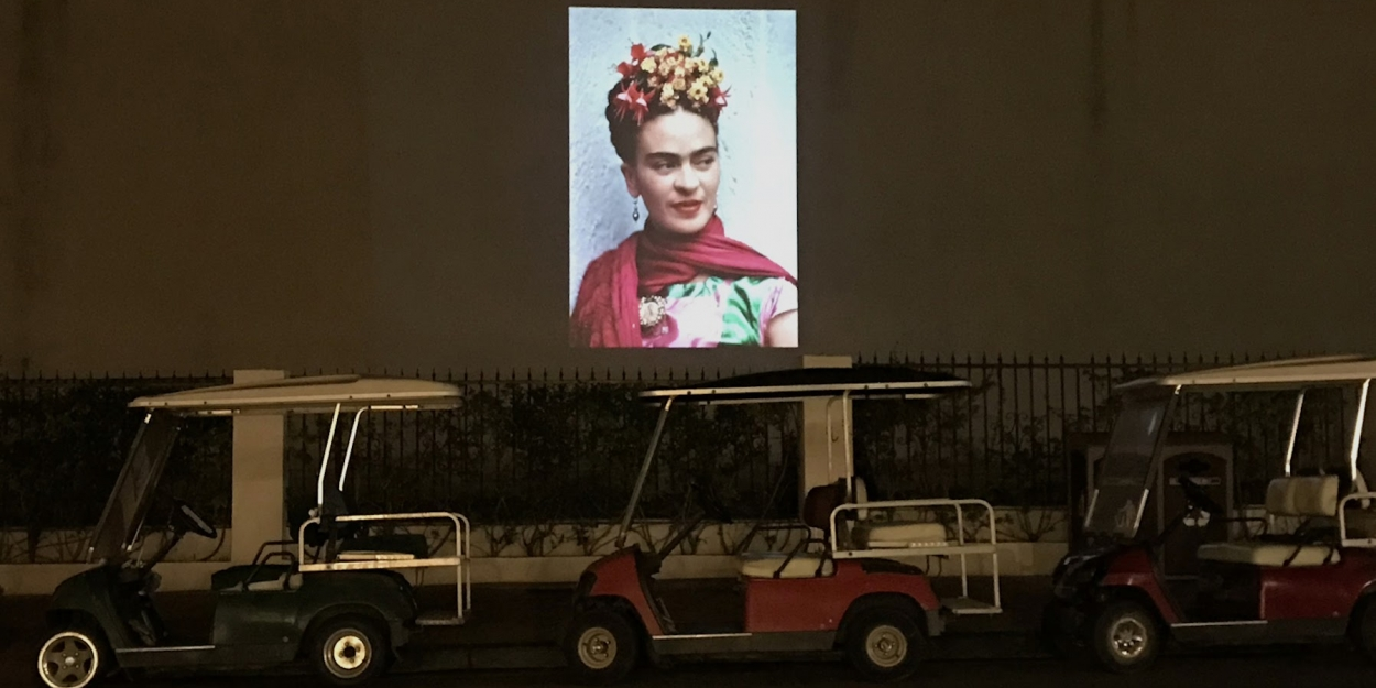 Catalina Island Museum Presents Frida Kahlo Projection Series
