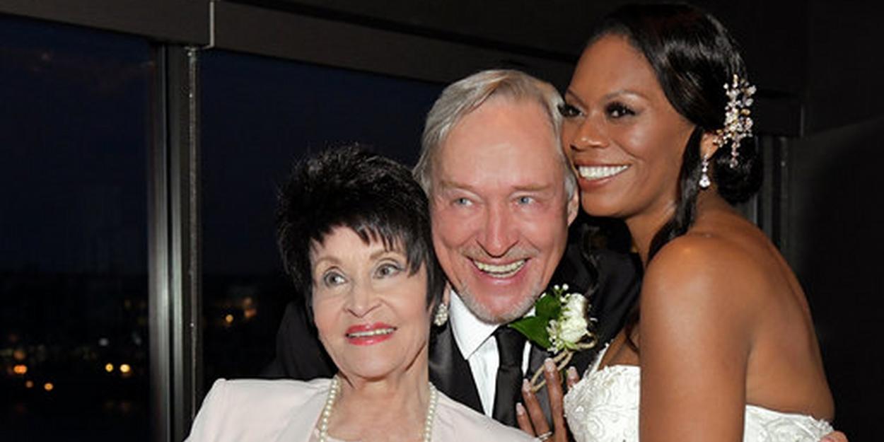 Photo Flash: Stars Celebrate Broadway Veterans Stephanie Pope and Aarne Lofgren's Wedding!