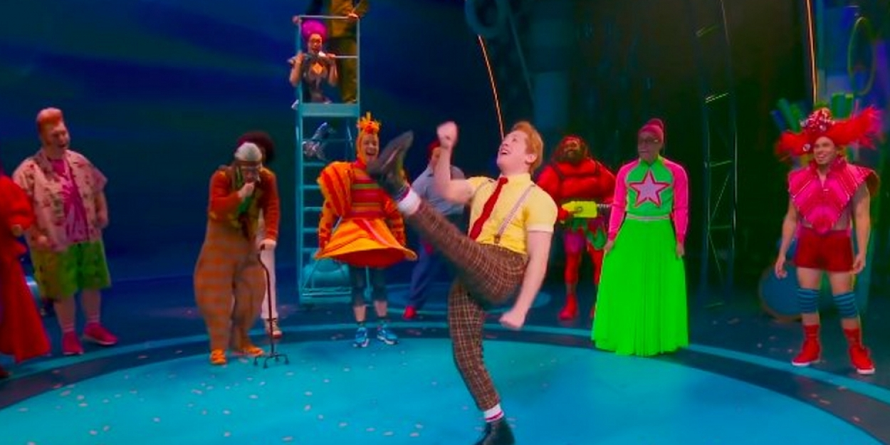 80 Gifs From THE SPONGEBOB MUSICAL To Up Your Social Media Game
