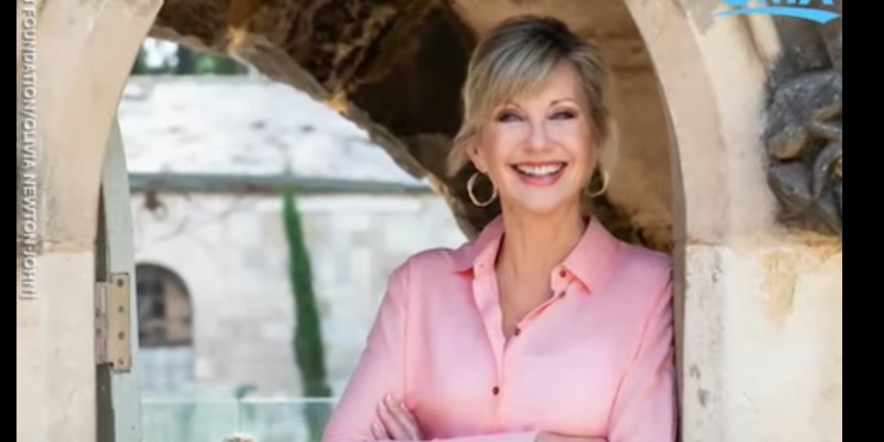 VIDEO: Olivia Newton-John Talks About Her Cancer Foundation on GOOD MORNING AMERICA