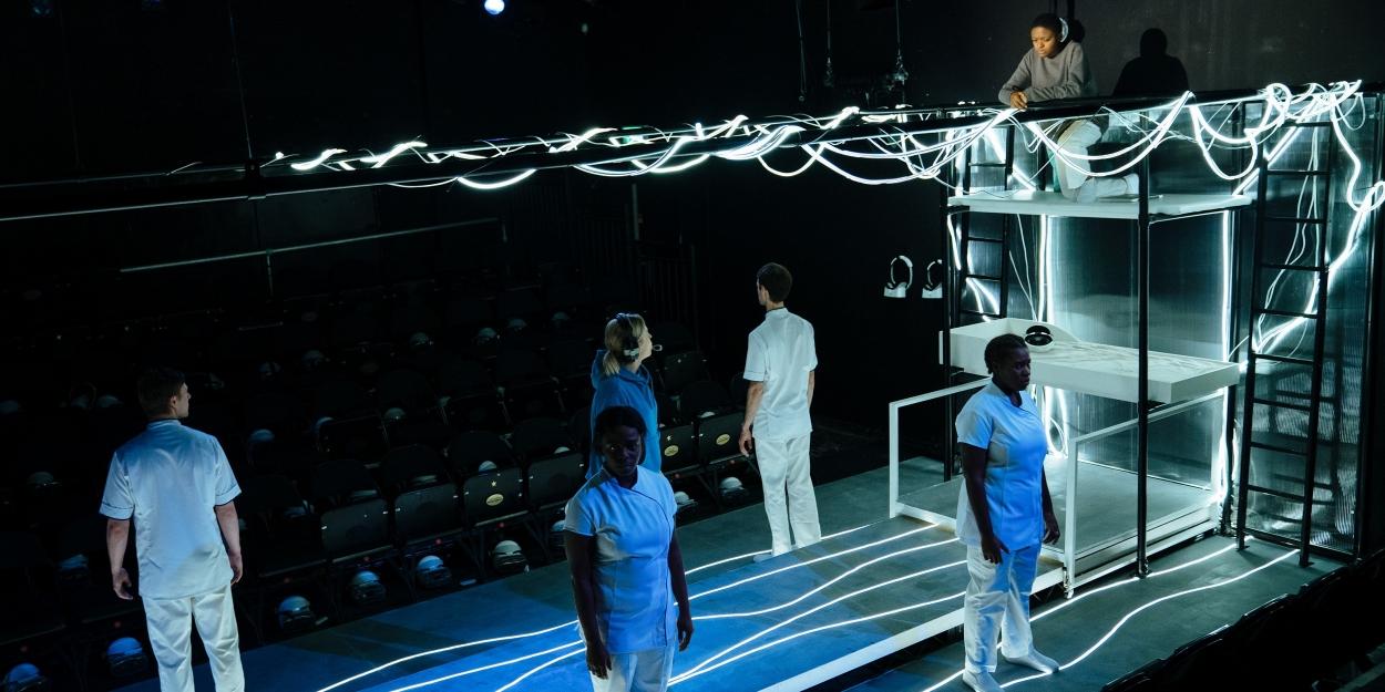 Bww Review Frankenstein Southwark Playhouse