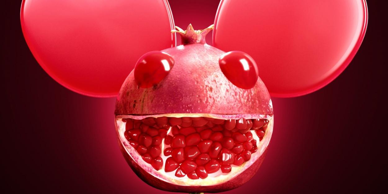 deadmau5 x The Neptunes Present 'Pomegranate'