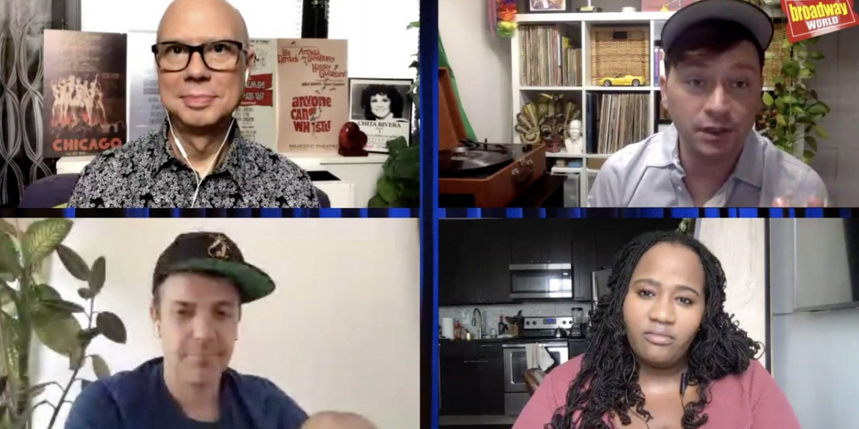 FREESTYLE LOVE SUPREME Members Discuss Their Documentary, Virtual Classes, and More on Backstage LIVE With Richard Ridge